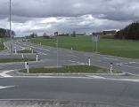 Oberndorf Kreuzung B 156