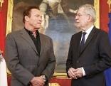 Schwarzenegger bei Van der Bellen