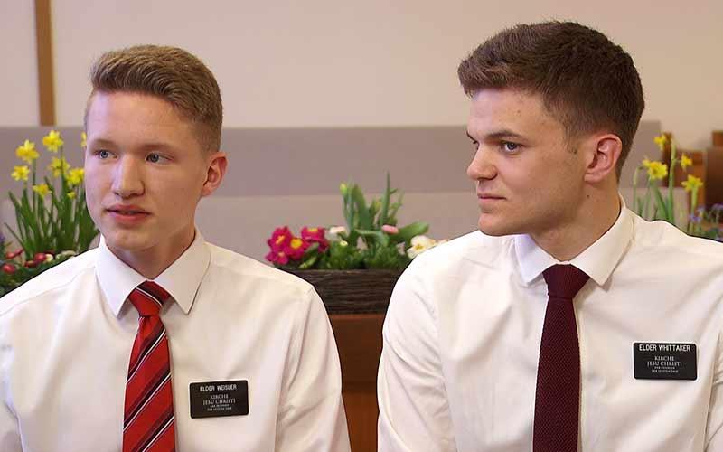 Dating-sites für mormonen