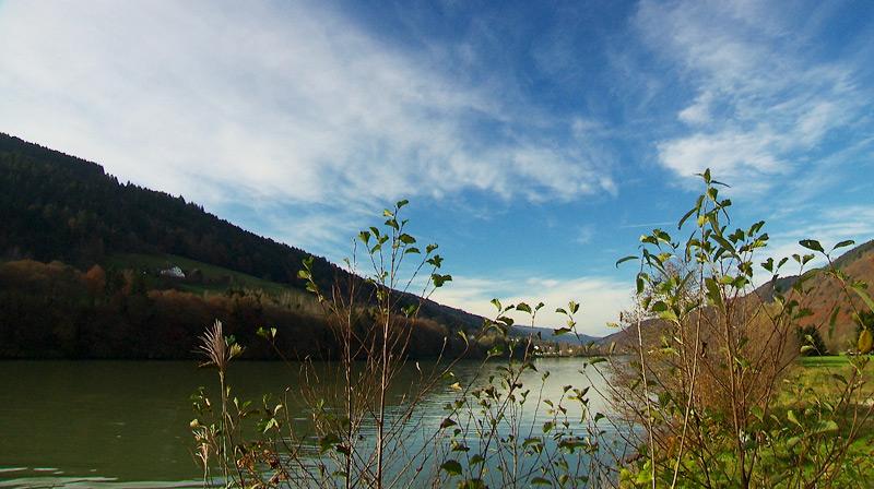 Das obere Donautal als Naturjuwel in Oberösterreich