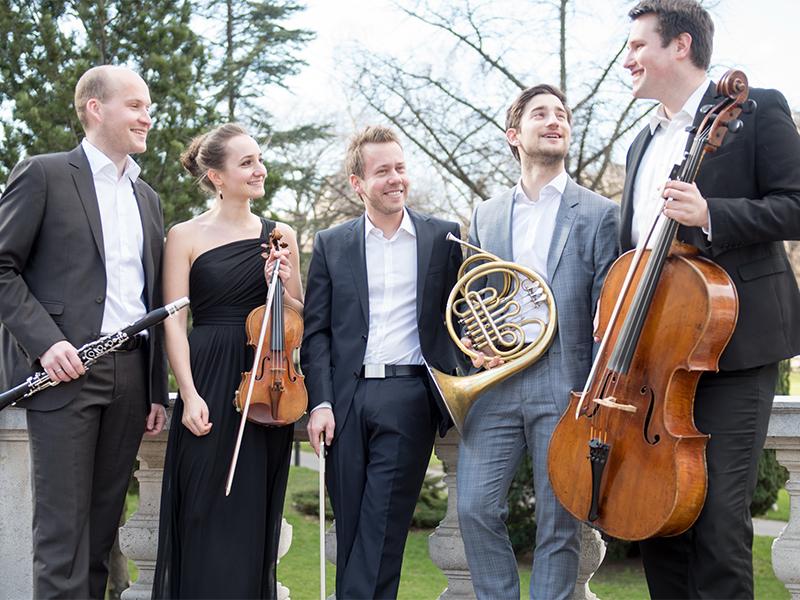 Ensemble Soundartists Schloss Walpersdorf