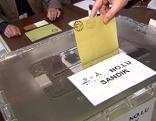 Stimmabgabe türkisches Referendum