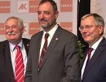 Gerhard Michalitsch wird AK-Präsident
