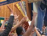 Kapfenberg Bulls feiern Cupsieg