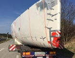 Gestrandetes Boot Autobahn Yacht Jacht