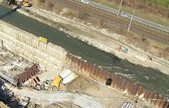 Kraftwerk Gries Bruck Salzach