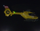 Nachtflugübung Christophorus