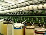 Spinnerei der Linz Textil