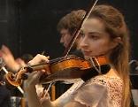 Elena Tanski Violine Geige Geigerin