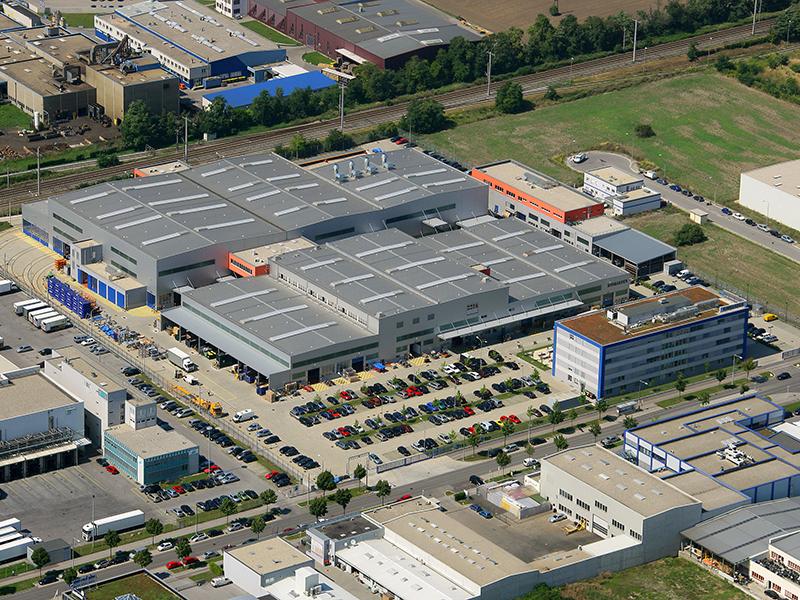 Bombardier Werk Donaustadt