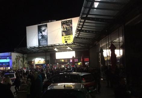 Bombendrohung Kino Wiener Neustadt