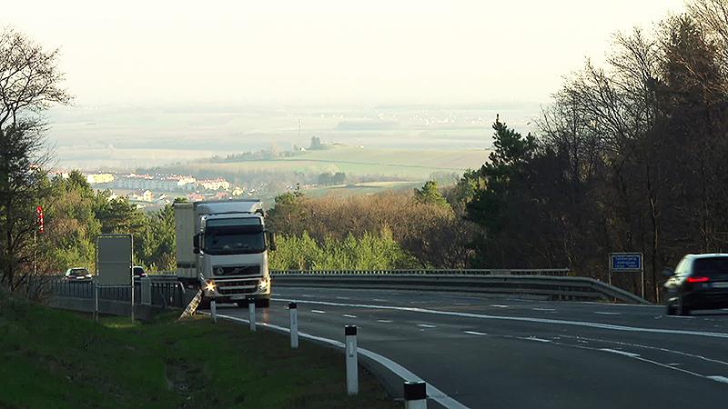 Lkw-Verkehr in der Steiermark stark gestiegen