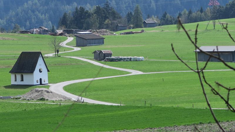 Wanderung im Bereich Karres und Karrösten