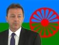 Niki Berlaković zastava Romov