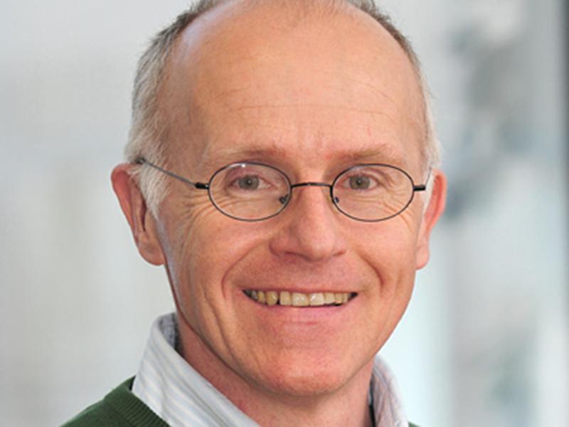 Tierschutzombudsmann Pius Fink