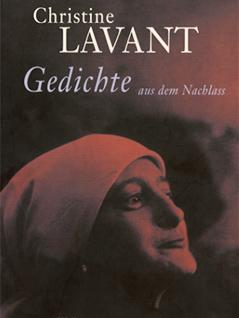 Christine Lavant dritter Gedichtband