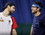 Jürgen und Gerald Melzer Davis Cup