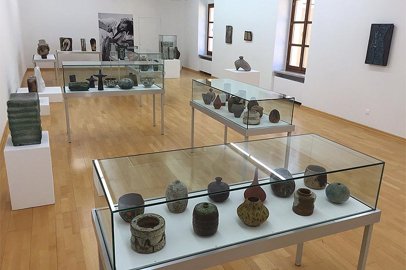 Kurt Ohnsorg Ausstellung NÖ Dokumentationsstelle für moderne Kunst Stadtmuseum Sankt Pölten