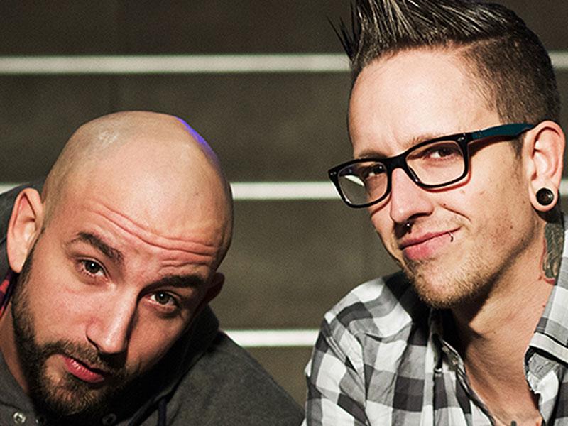 Christoph Seiler und Bernhard Speer