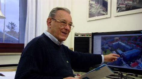 Sokol Architekt Jiří Lisner