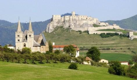 Zipser Burg | Spišský hrad