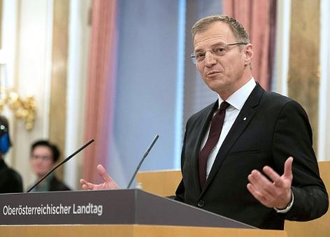 Thomas Stelzer wird oberösterreichischer Landeshauptmann