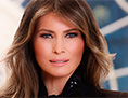 Melania Trump Portät potret