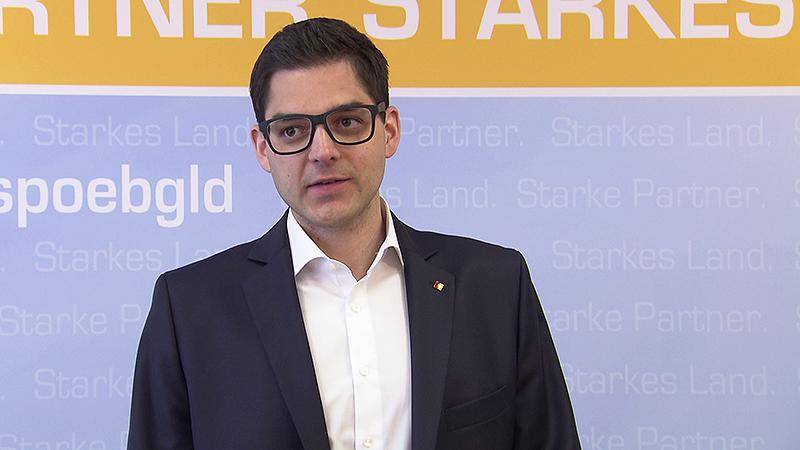 SPÖ-Landesgeschäfsführer Christian Dax