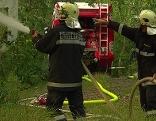Feuerwehr Leistungsbilanz 2017