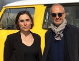 Theresa Andreae und Erwin Wurm