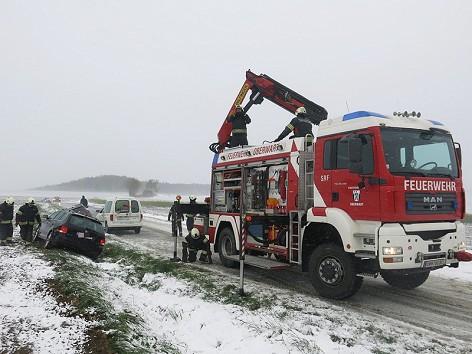 Škode po snigu i vihoru u Gradišću