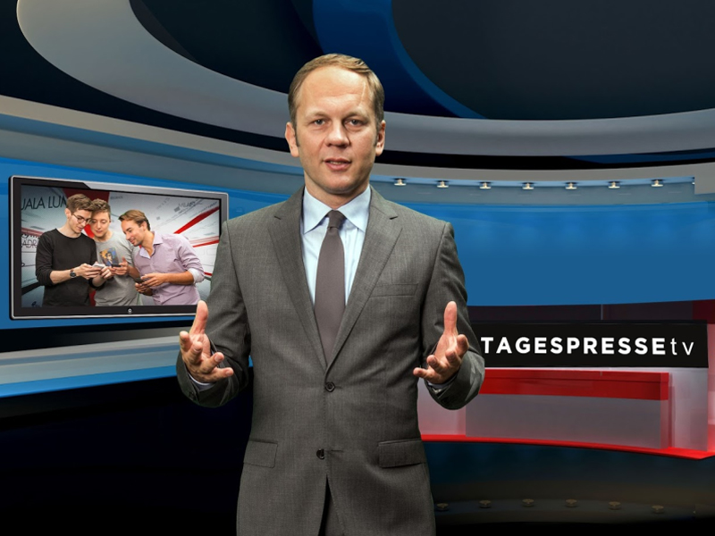 Tagespresse Show Paul Kraker Posthof Linz