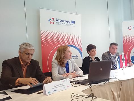 Projekt Expedire Ljubljana interreg