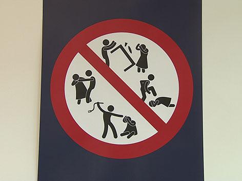 Gewalt Symbolbilder