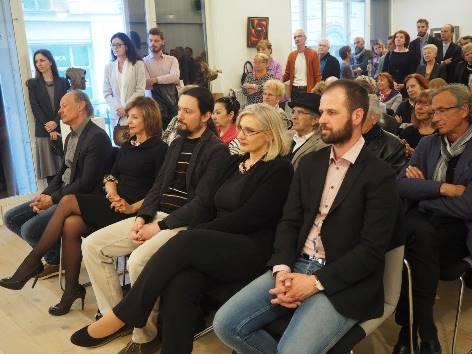 Ausstellungseröffnung Milan Laluha | Slowakisches Institut Wien