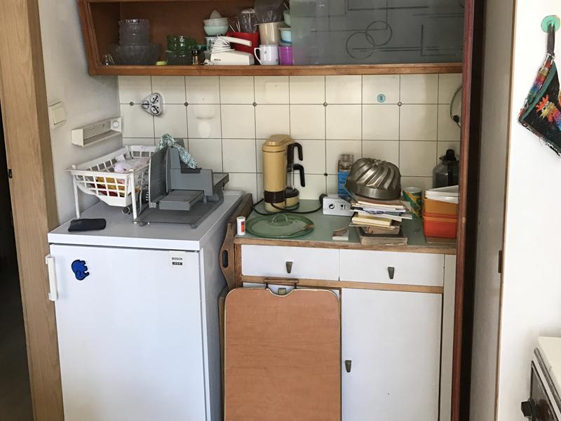 Küche Nachlass Wohnung