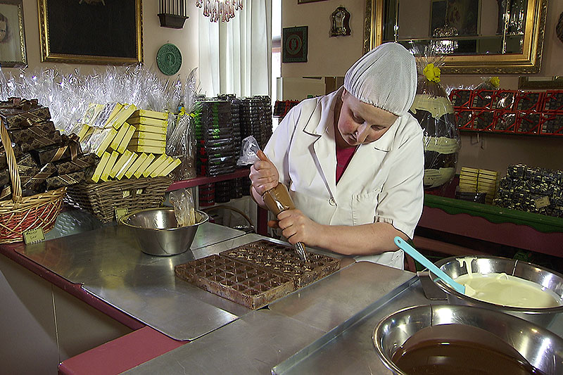 SSC Schokolade Wellness Olimia