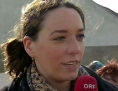 Katarina Tyran u jutarnjoj televizijskoj emisiji