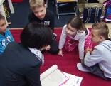 Unterricht in Volksschulklasse
