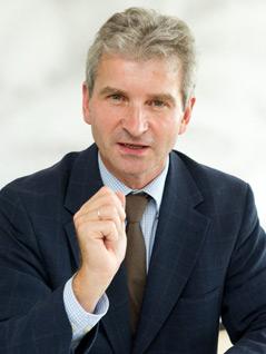 Berglandmilch Geschäftsführer Josef Braunshofer