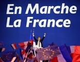Emmanuel Macron Frankreich