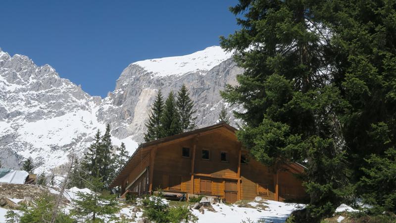 Alplhütte