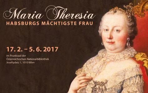 Ausstellung | Maria Theresia, Habsburgs mächtigste Frau