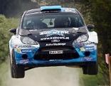 Hermann Neubauer gewinnt Wechselland-Rallye