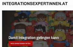 integrationsexpertinnen.at - Website von Expertinnen und Experten zu Integrationsfragen