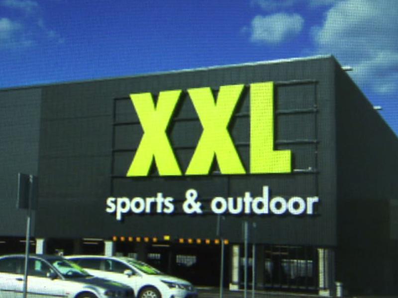 XXL Sports Filiale