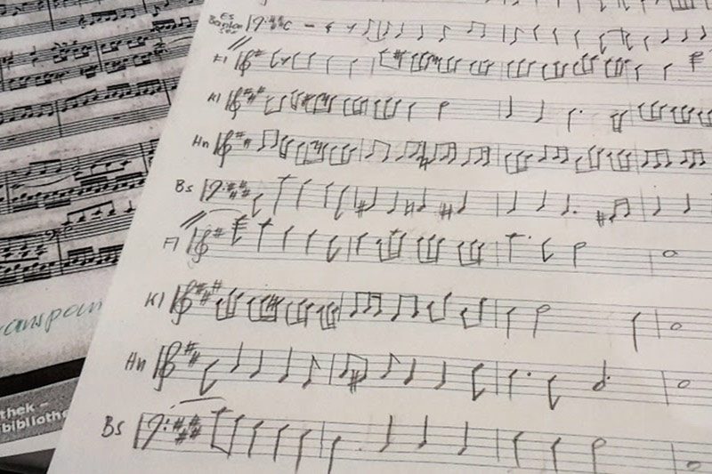 Junge Kärnterin Musical