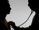 Arzt Untersuchung Patient Ordination