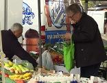 Wochenmarkt in Oberwart