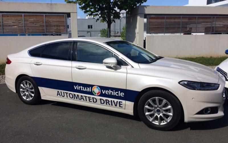Autonomes Fahren Selbstfahrendes Auto